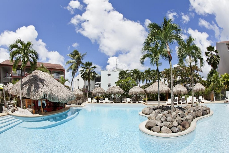 LA PAGERIE TROPICAL GARDEN HOTEL 4*
