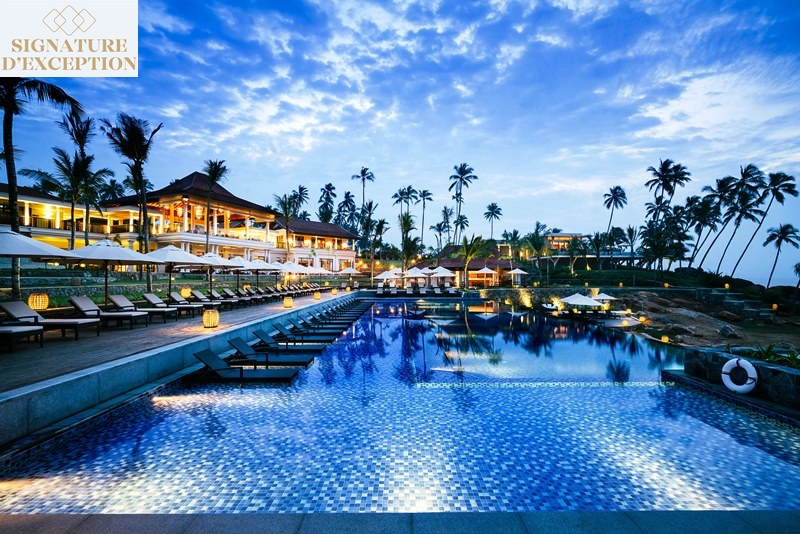 ANANTARA PEACE HAVEN TANGALLE RESORT - voyage  - sejour