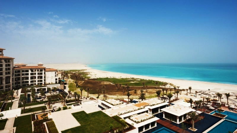 THE SAINT REGIS SAADIYAT ISLAND RESORT - 5* - voyage  - sejour