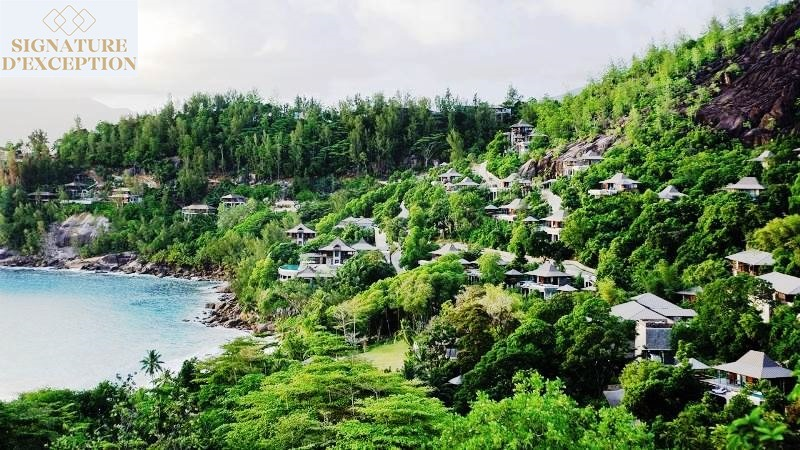FOUR SEASONS RESORT SEYCHELLES **** LUXE - voyage  - sejour